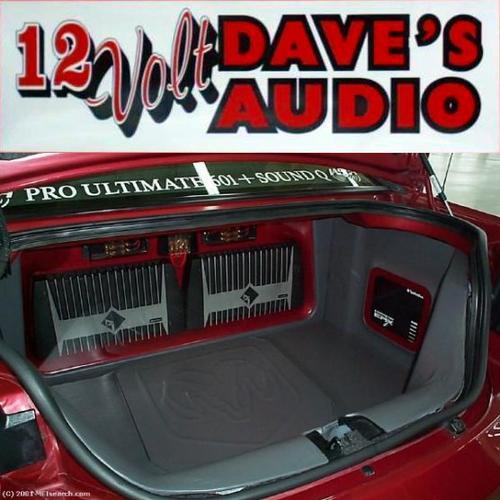 12 Volt Dave's Audio