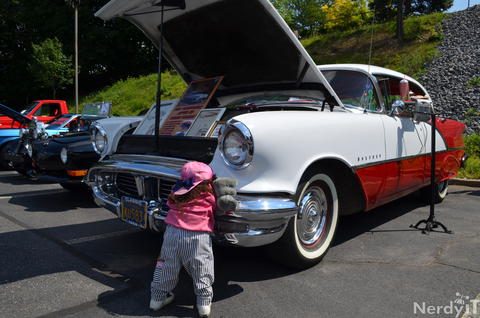 Jerry Peet's 1956 Oldsmobile Holiday